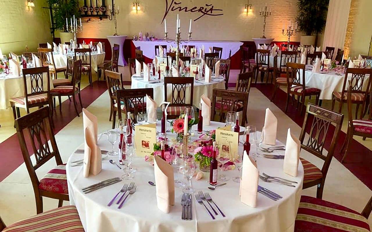 Die Hochzeitslocation In Nurnberg Vineria